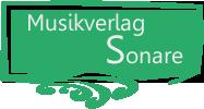 Musikverlag Sonare - Edgar Rupp